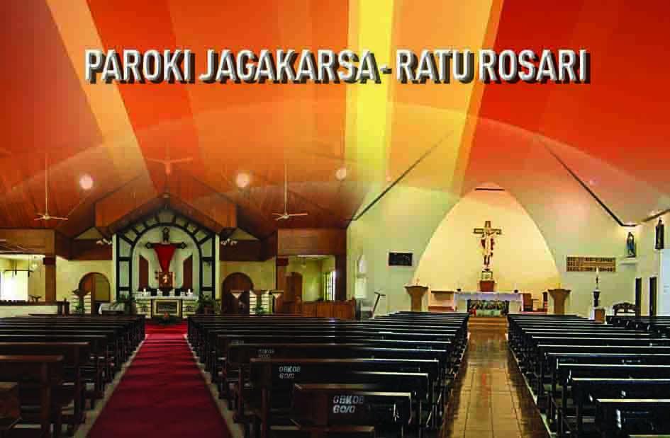 Gereja paroki DP-BK