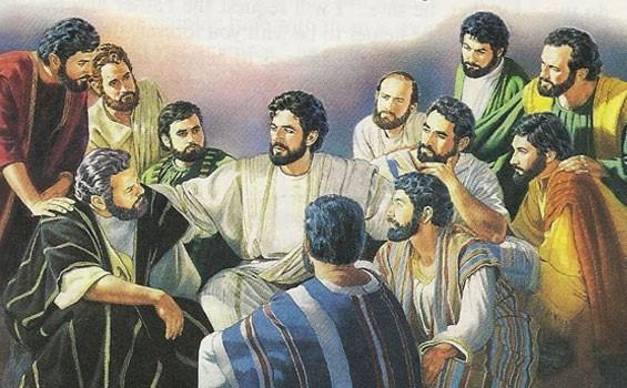 Yesus-bicara-dengan-Muridnya-hidupkatolik com